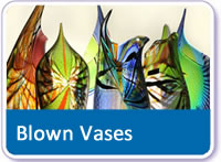Blown Vases