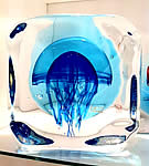 Solid Glass Jellyfish